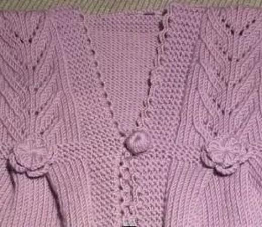 Школа вязания шерстяные истории вязание жилетки для девочки