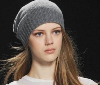 Вязаные шапки 2014-2015 годов