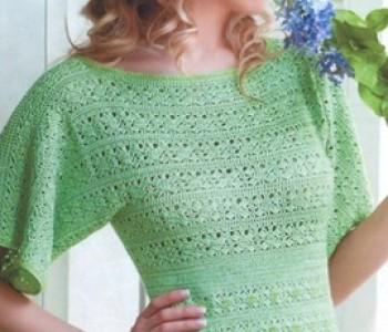 Модельное платье