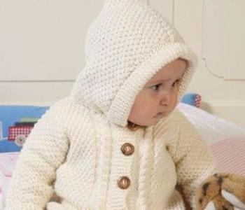 Курточка «рисом» для малыша