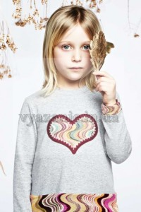 """Missoni """"Зима 2015 для девочек"""""""