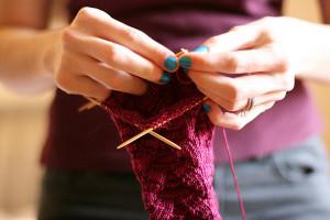 Вязание - йога для ума