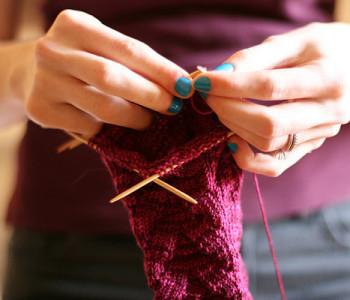 Вязание — йога для твоего мозга.