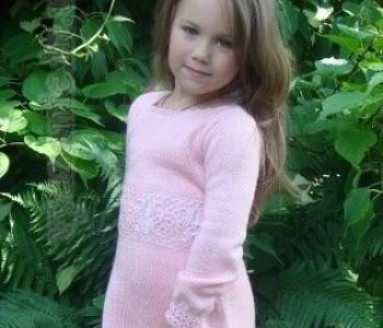 Платье-туника «Магнолия»