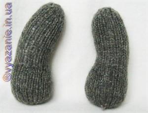Игрушки спицами амигуруми