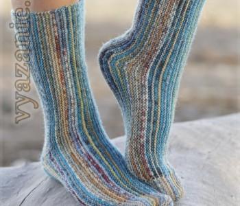 Женские носки от Drops Design